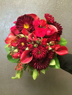 how to make wedding flowers this fall themed bridal bouquet tho stephanieyardman 5012