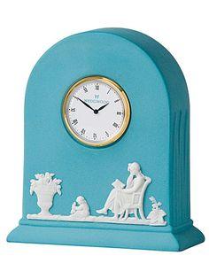 Wedgwood Jasper Classic Clock
