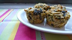 Grain-Free Almond Flour Zucchini Muffins