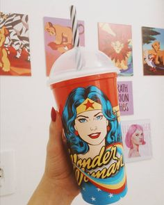 Tem novidades e kits de Páscoa la na @loja13fantasy 🌷 como esse copo da Mulher Maravilha ♡ cheio de chocolates. Chocolates, Geek Stuff, Princess Zelda, Fictional Characters, Instagram, Wonder Woman, Drinkware, Fiestas, Characters