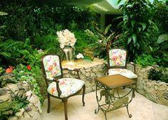 Прекрасный сад