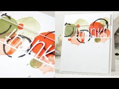A Video by Shari Carroll showing how she made her Fabulous Card using Memento Luxe inks with Hero Arts and Simon Says Stamp Exclusives.  October 2013