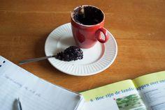 Mmm, brownie in a mug! #recept