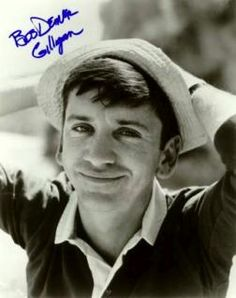 "Bob Denver as Gilligan on the TV series ""Gilligan's Island"""