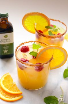 Made with pure vanilla extract, this orange cocktail is fun and flavorful. (scheduled via http://www.tailwindapp.com?utm_source=pinterest&utm_medium=twpin&utm_content=post27819998&utm_campaign=scheduler_attribution)