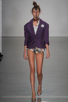 Vivienne Westwood Red Label (Spring-Summer 2015) R-T-W Collection at London Fashion Week  #AdesuwaAighewi #AdriannaZajdler #AleksandraTsyganenko #BethanyTurnbull #ChenLin #CoraCorre #DianaGagala #EdenBristowe #EleonoreToulin #EmilyDeyt-Aysage #GraceBol #JaniceYip #LiuXu #London #LorenaSandu #MargaritaPugovka #MunaMahamed #NykhorPaul #PavlinaEneva #PolinaSova #RaschelleOsbourne #RuthBell #SiennaKing #StinaOlsson #VivienneWestwoodRedLabel #ZazoevanLieshout #ZosiaNowak