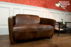 As it the case for the Red Baron leather armchair, this sofa exudes the character of an old aviation club sofa. It has a superb finish, with a very supple buffed leather and perfect stitching. Discover the Red Baron leather sofa at https://www.pib-home.co.uk/ the specialist in vintage furniture, lighting, and decorating style.