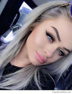 grey-hair-big-lips-and-blue-eyes