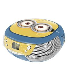 minion karaoke machine
