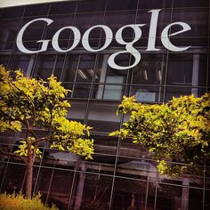 The Google HQ, also known as the Googleplex!