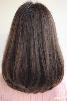 Haircuts Straight Hair, Haircuts For Medium Hair, Short Straight Hair, Medium Hair Cuts, Long Hair Cuts, Medium Hair Styles, Curly Hair Styles, Round Haircut, Hair Color For Black Hair