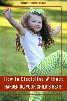 Wondering how to discipline your child without hardening their heart? Add these positive discipline tips and ideas to your parenting toolbox.
