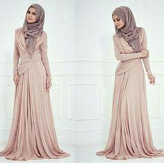 Hijab wedding wear