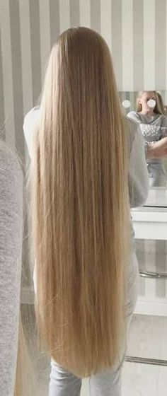 bebeautiful beautiful fixation longhair rapunzel hair long Long bebeautifulYou can find Rapunzel and more on our website Long Thin Hair, Long Blond, Really Long Hair, Long Face Hairstyles, Long Haircuts, Layered Hairstyles, Men's Hairstyle, Funky Hairstyles, Formal Hairstyles