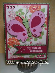 Created by Kim using the new jaded blossom stamps! www.jadedblossom.com