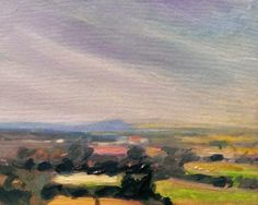'Shropshire Landscape 3' by Paul Mitchell