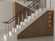 how to use the space under stairs, creative under stairs storage ideas, under staircase storage options cupboard understairs home storage ideas small living . Home Stairs Design, Home Room Design, Door Design, Home Interior Design, House Design, Interior Design Under Stairs, Design Bedroom, Wall Design, Storage Under Staircase