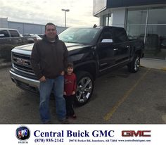 https://flic.kr/p/CHm6Sh   Happy Anniversary to Tim on your #GMC #Sierra 1500 from Justin Duckert at Central Buick GMC!   deliverymaxx.com/DealerReviews.aspx?DealerCode=GHWO