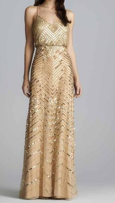 Gold dress - possible bmaid dress for s&k's big day