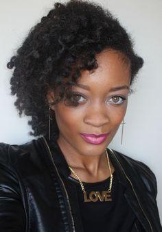 Fascinating #kinkyhair Queen Deanna ~ Queen Of Kinks, Curls & Coils™ (Neno Natural) - Neno Natural ~ We Grow Big, Beautiful Afros! #naturalhair #curlyhair #nenonatural #vlogger #blogger #hairblogger