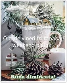 Beautiful Images, Good Morning, Table Decorations, Christmas, Pictures, Buen Dia, Xmas, Bonjour, Navidad