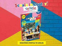 Educația le dă aripi - www.lidl.ro Lidl, Cover, Books, Livros, Libros, Livres, Book, Blankets, Book Illustrations