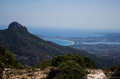 Sardegna vera, a Baunei sognando il Supramonte
