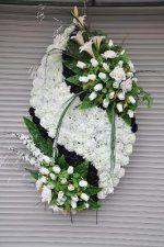Funeral Floral Arrangements, Church Flower Arrangements, Artificial Flower Arrangements, Artificial Flowers, Funeral Flowers, Wedding Flowers, Expressions Of Sympathy, Flower Crown, Floral Wreath