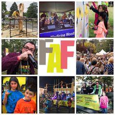 Woodbury FAF, community arts in Woodbury NJ
