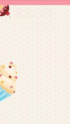 Emoji Wallpaper, Kawaii Wallpaper, Wallpaper Backgrounds, Colorful Backgrounds, Invitaciones Candy Land, Cupcakes Wallpaper, Frozen Invitations, Calligraphy Drawing, Makeup Artist Logo