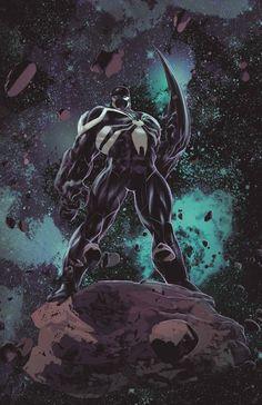 artverso:  Mike Deodato Jr - Venom   Venom