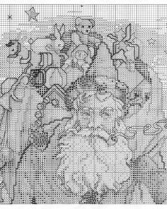 Millennium Santa 3