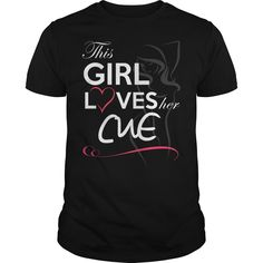CUE T-Shirts, Hoodies. GET IT ==► https://www.sunfrog.com/LifeStyle/CUE-102587484-Black-Guys.html?id=41382