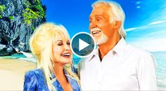 """Dolly Parton and Kenny Rogers - Islands in the Stream and country video on Youtube. Song lyrics """"Islands in the stream, that is what we are...Sail away with me?"""""""