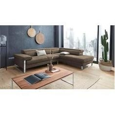 Polsterecken & Eckgarnituren - Wschillig Ecksofa finn Willi SchilligWilli Schillig Imágenes efectivas que le proporcionamos sobre - Decor, Furniture, Table Furniture, Sofa, Furniture For Small Spaces, Refinishing Furniture, Home Decor, Corner Sofa, Living Room Designs