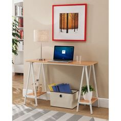 Gorgeous 27 Perfect Office Table Furniture for Your Home Office https://homadein.com/2017/04/12/perfect-office-table-furniture-for-your-home-office/