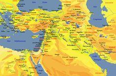 La Carte De Lasie Mineur.37 Meilleures Images Du Tableau Carto Antiquite Asie