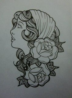 tattoos neo traditional american traditional traditional tattoo flash ...