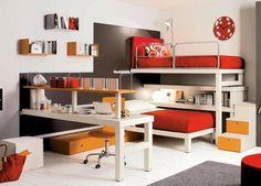 Habitaciones juvenil