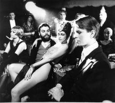 Salvajes en Berlín   Cultura   EL MUNDO   Bowie, en 'Gigolo'.