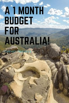 Budget for a month in Australia - I visited Melbourne, Sydney, Adelaide and Kangaroo Island!