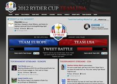 2012 Ryder Cup   Mass Relevance