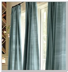 Furniture Pretty Bay Window Curtains Blackout Also Curtain Track Ikea From 5 Tips In Decorating Your Home With