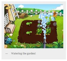 App of the Week: Dr. Panda's Veggie Garden  - Pinned by @PediaStaff – Please Visit ht.ly/63sNtfor all our pediatric therapy pins