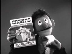 Early Jim Henson Commercial for Wheels, Flutes and Crowns.