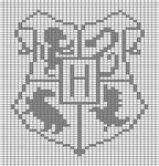 Ravelry 294915475595675919 - Ravelry: Hogwarts School Crest Chart pattern by Danielle MacDonald Source by bosviel Cross Stitch Pattern Maker, Cross Stitch Charts, Cross Stitch Patterns, Cross Stitch Harry Potter, Harry Potter Crochet, Knitting Charts, Loom Knitting, Knitting Patterns, Cross Stitching