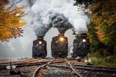 Full Steam Ahead by Walter Scriptunas II on 500px