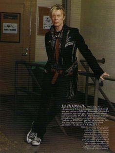 David Bowie - Reality Tour - 2003