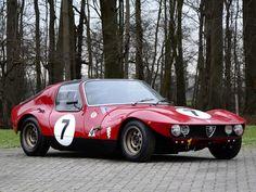 Alfa-Romeo Giulia TZ Autodelta Prototipo (1965)