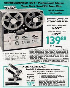 Phantom Productions reel to reel tape recorder 1908 ad collection Retro Advertising, Vintage Advertisements, Vintage Ads, Cassette Recorder, Tape Recorder, Vinyl Record Collection, Best Ads, High End Audio, Hifi Audio